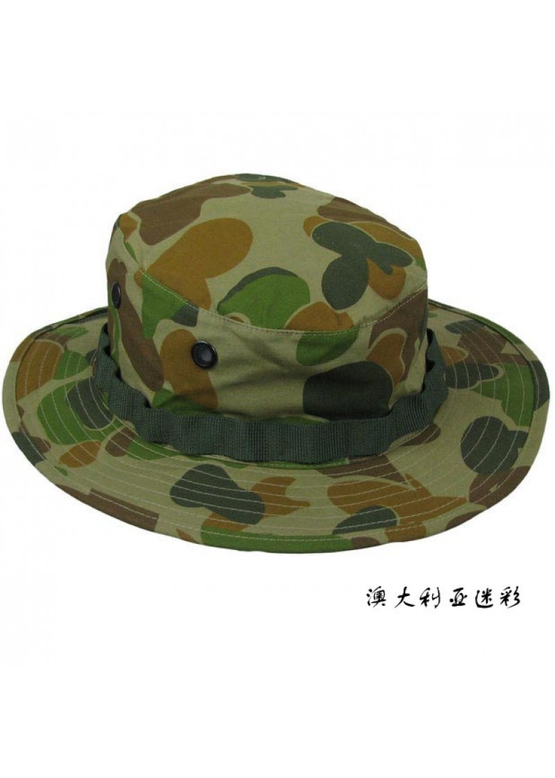 Tactical Gear MIL-SPEC Boonie Hat Cap Airsoft Wargame Hats Wargame ... 14f4c9e4f768