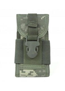 Camouflage Mobile Pouch Tactical Cell Phone Bag