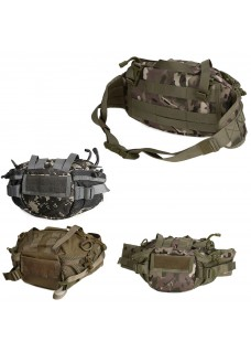 Multifunction Outdoor Sport Shoulder Bag 039 Tactical Waist Pouch