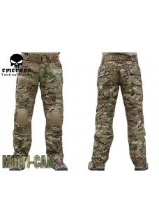 Tactical Combat Pants 2 Generation With Knee Pads Multi Camo