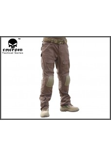 Tactical Combat Pants 2 Generation With Knee Pads Coyote Brown