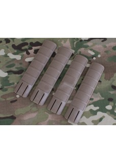 Tactical TD Style Rail Cover