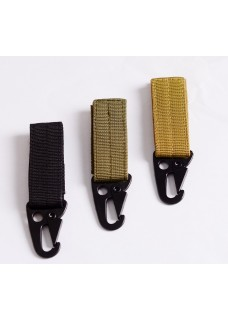 Wholesale Nylon Molle Key chain durable key chain
