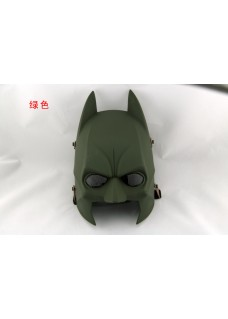 Batman Full Face Mask Cosplay Mask Tactical Paintball Mask DC-09