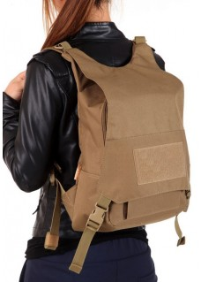 New arrival Tactical lady style Backpack bag Schoolbag for sale