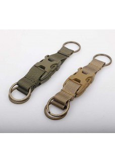 Military Buckle Tactical Durable Keychain