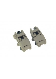 MAGPUL MBUS  Gen 1 Folding Front & Rear Sight Set
