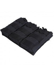 Airsoft  Tactical Triple PH2002 MOLLE Magazine Pouches