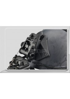 Army Tactical Helmet Metal  L3 NVG Mount