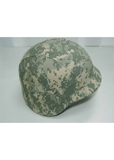 Wolf Slaves US Army M88 PASGT Tactical Helmet Cover-Digital ACU Camo