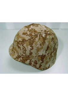 Wolf Slaves US Army M88 PASGT Tactical Helmet Cover-Digital Desert Camo