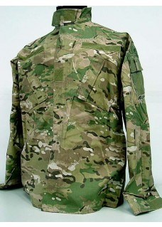 Tactical Military Special Force Combat Uniform Multi Camo Suits