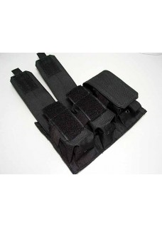 Airsoft Molle Triple M4 Magazine Pouch