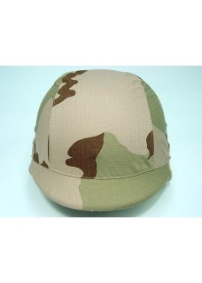 Wolf Slaves US Army M88 PASGT Tactical Helmet Cover-Desert Camo