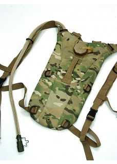 Practical US Army 3L Hydration Water Backpack