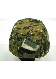 MICH 2000 ACH Tactical Helmet Cover Type B-Digital Woodland Camo