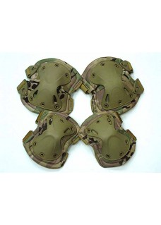 Transformers Type B Airsoft Paintball Knee & Elbow Pads