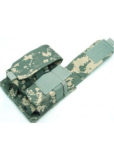 Airsoft Molle Double M4 Magazine Pouch