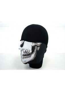 Navy Seal Army Skull Neoprene Half Face Protector Mask