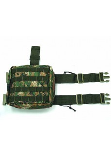 V2 Molle Drop Leg Panel Utility Waist Pouch Bag