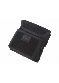 Molle Velcro Combat Admin Map ID Gear Pouch 097 Map Bag