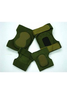 Black Hawk Airsoft Paintball Neoprene Knee & Elbow Pads Sets