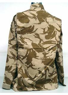 Tactical Military Special Force Combat Uniform British Desert Camo