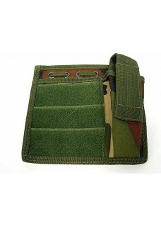 High Quality Molle MOD Map Torch Admin Pouch