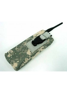 Molle Large Radio/Walkie Talkie Pouch