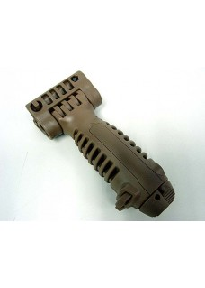 Wolf Slaves T-POD Tactical Grip Spring Total Bipod Foregrip Grip