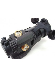 M2 Type Red Green Dot Sight Scope With Cantilever Mount