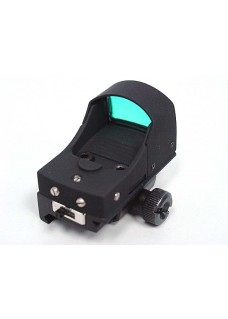 Electro Micro Red Dot Sight Reflex Scope With 20mm Mount