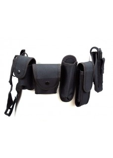 10 In One Modular Pouch Holder Police Security Duty Belt With Holster