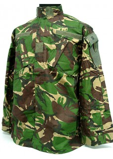Tactical Military Special Force Combat Uniform British DPM Camo