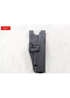 Blackhawk Under Layer Waist Gun Holster For 1911 Right Hand (Long Style)