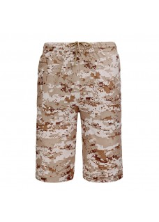 Camouflage Beach Shorts Summer Travel Short Pants