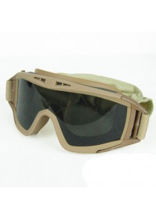 Wolf Slaves Airsoft Tactical Desert Locust goggles Goggle Glasses