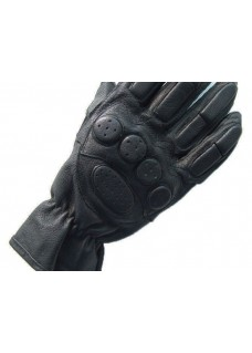 SWAT Army Full Finger Airsoft Paintball Leather Anticollision Gloves