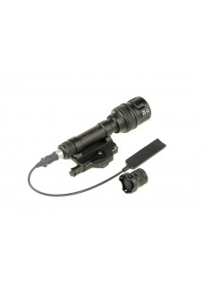 SF M620V SCOUTLIGHT LED FULL VERSION Flashlight BK