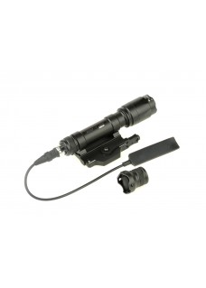 SF M620C SCOUTLIGHT LED FULL VERSION Flashlight BK