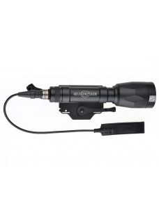 M620P SCOUTLIGHT LED FULL VERSION Flashlight BK