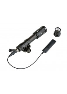 M600W SCOUTLIGHT LED FULL VERSION Flashlight BK