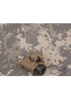 Dot Sight Reflex Scope Screen Folding Protector 20mm QD Mount