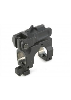 Army Force KAC Knights URX Type Flip-Up Front Sight