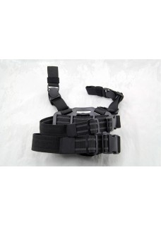 LN92 Blackhawk Drop Leg Gun Holster Without Buckle
