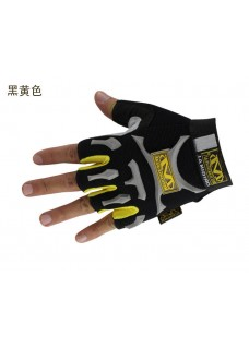 M -Parct Nylon Half Finger Riding Gloves