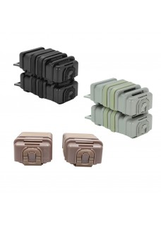 Tactical MP7 FAST Pull Magazine Pouch Sets For Rifle Mag