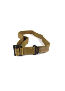 Military CQB PP Ribbon Tactical Belt Safety Belt