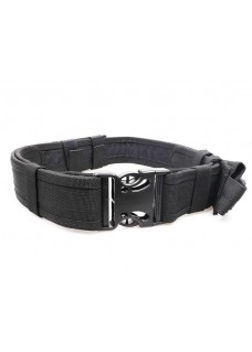 Military Tactical Duty Belt  045 Nylon Belt With Pouch