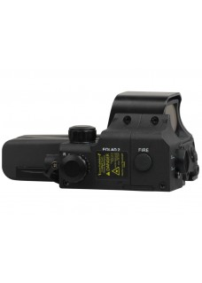 Tactical RifleScope Red dot EoTech with laser HY9121 Military RifleScope
